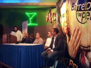 Presentacion del Disco Ritmo Peligroso de Barreto y Su Plena @ Marriott Isla Verde
