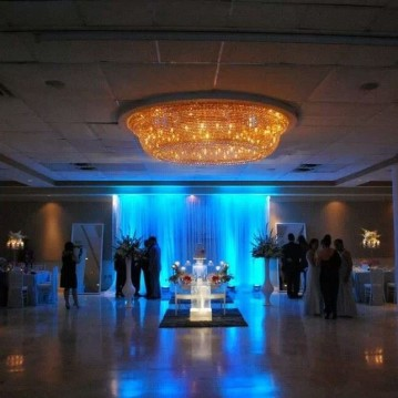 Iluminacion Decorativa Centro Convenciones Los Paseos