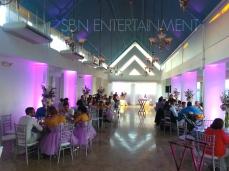 Dj Para Bodas en Puerto Rico Hotel Comfort Inn Puerto RIco Uplighting