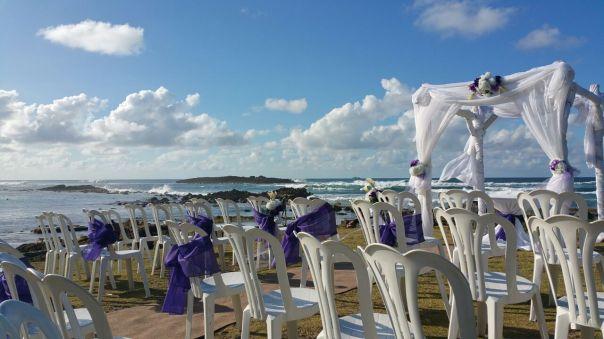 Ceremonia al aire libre en puerto rico exteriores dj eric rosario sbn entertainment